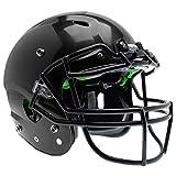 Schutt Youth Vengeance A3 Football Helmet (Matte Black, Small)