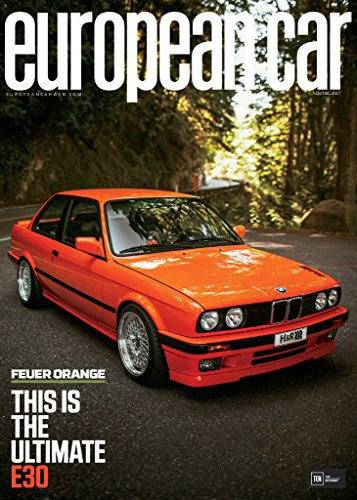 More Details about European Car Magazine