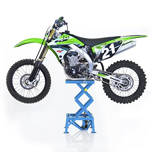 ConStands Beta Urban 125/ Special Hydraulic Scissor Lift Moto Cross XL Blue