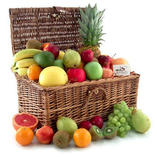 The Fresh Fruit Gift Basket by Gift Basket