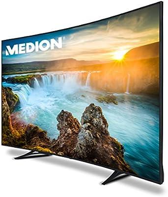 Medion Life® x18095 (MD 31150) 198,1 cm (78) TV Ultra HD Triple sintonizador DVB-T2 3d, eficiencia energética: A: Amazon.es: Electrónica