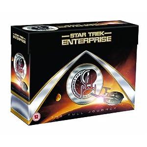 [Amazon UK] Star Trek: Deep Space Nine   Complete [DVD] für 68,87€ & Star Trek: Enterprise   Complete [DVD] für 73,63€