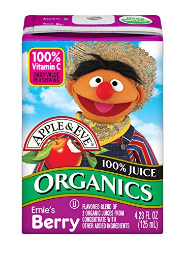 organic apple juice kids - 4