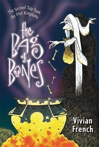 book cover of The Bag of Bones