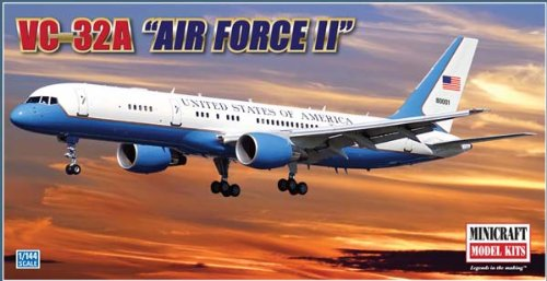 Air Force One Model Plane - 7