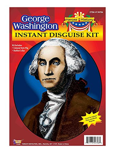 Forum George Washington Instant Disguise Kit ()