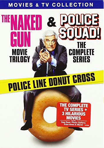 Police Squad TV and Movie Collection