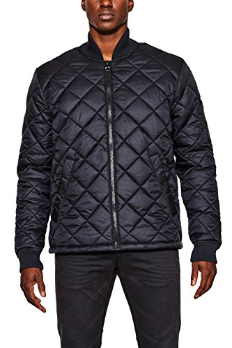 Bomber Esprit By dark Uomo Edc 405 Blu Blue Eq4wd