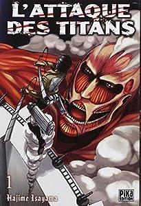"""Afficher """"L'attaque des titans n° 1"""""""