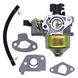"FitBest Carburetor with Gaskets Fuel Line for Mini Baja Doodle Bug db30 Motovox MBX10 MBX11 97CC 2.8HP Mini Pit Bike 3/5"" Air Intake"