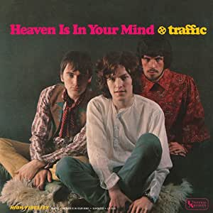 Heaven Is In Your Mind/Mr. Fantasy (MONO)