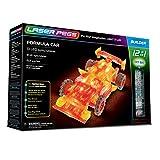 light up car pedals - Laser Pegs Formula Car 12-in-1 Building Set Building Kit
