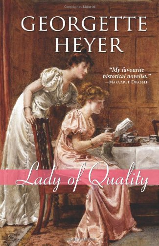 Lady of Quality (Regency Romances), used for sale  Delivered anywhere in USA