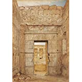 Oil Painting  Henry Roderick Newman,Room Of Tiberius,Temple Of Isis,Philae,about 1894  Printing On Perfect Effect...