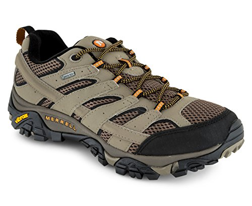 Merrell Men's 2 Shoe GTX Walnut Hiking Moab BBr1dFnwq