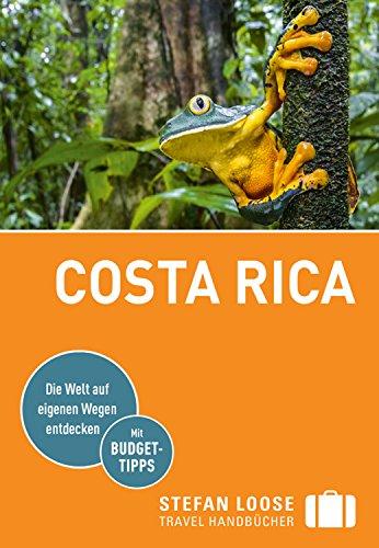 Costa Rica Karte Zum Ausdrucken.Amazon Com Stefan Loose Reisefuhrer Costa Rica Mit
