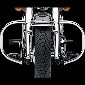 Cobra Standard Chrome 1-1//4 Freeway Bars 11330