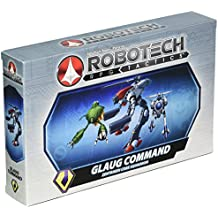 Zentraedi Glaug Command Board Game