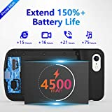Swaller Battery Case for iPhone 6/6s, 4500mAh