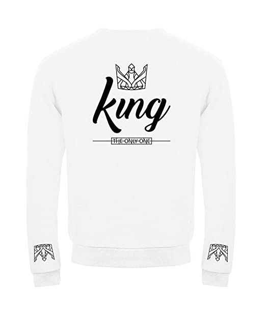 Sudaderas King Queen Hombre XL