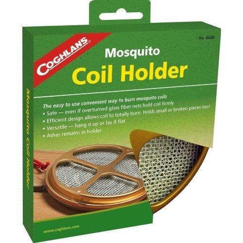 Coghlan's Mosquito Coil Holder   B01LE2T4FO