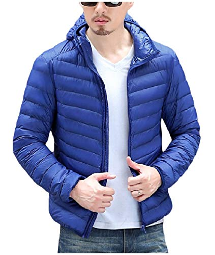 Fit Relaxed Light AS11 Men's Jackets Weight Deuck XINHEO Down Winter Ultra Zipper xq0YU4wP