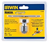 Hanson 1766068 Pts T-Handle Tap Wrench Number 4 for Tap Die Extraction, 1/4