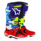 Alpine stars Tech 10 Venom Men's Street Motorcycle Boots ...