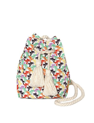 Sun Of A Beach Women's In The Tropics Women's Bucket Bag Multicolour by SUN OF A BEACH