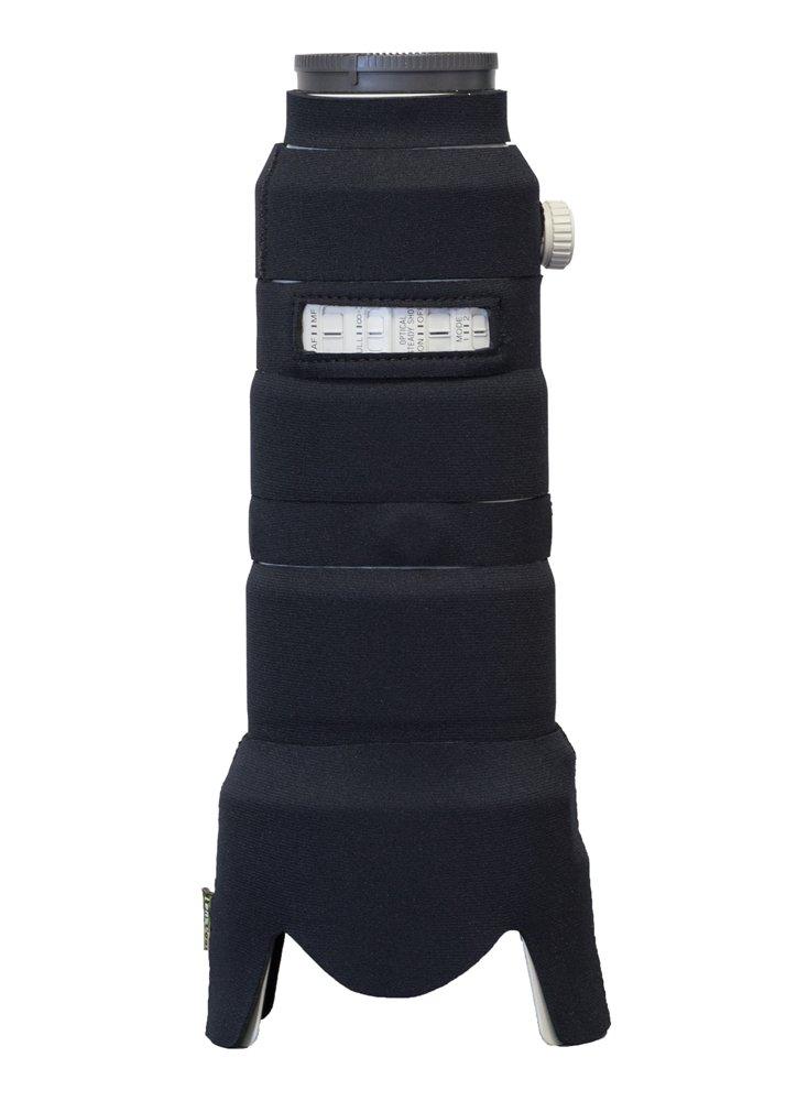 LensCoat Camera Cover Sony 70-200mm f/2.8 GM OSS, Neoprene Camera Lens Protection Sleeve (Black) lenscoat by LENSCOAT (Image #1)
