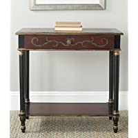 Safavieh American Homes Collection Ronald Dark Brown Console Table