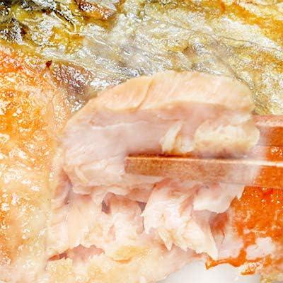 【北海道ブランド】鮭 秋鮭 北海道産 道東産【半身 フィレ】1kg(天然物 最高級 大型銀鮭の薄塩半身 センターカット さけ サケ★どさんこファクトリー北海道PB商品・北海道物産展商品)
