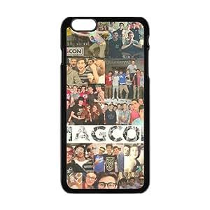 Magcon Phone Case for Iphone 6 Plus