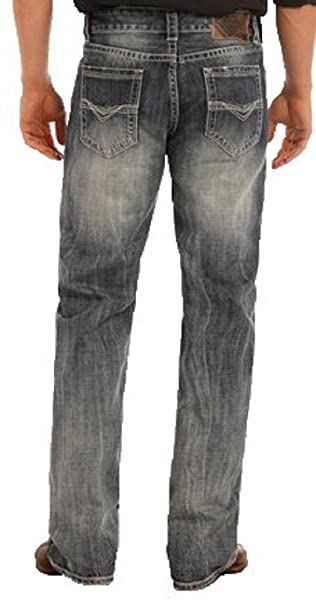 Amazon.com: Rock & Roll Denim - Pantalones vaqueros para ...