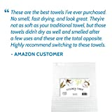 Premium Waffle Weave Hand Towel 2 Pc Set