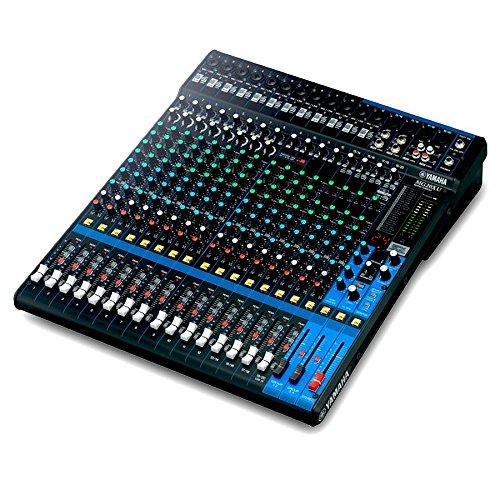 Yamaha MG20XU 20-Input 6 Bus Mixer (Mixing Yamaha Consoles)