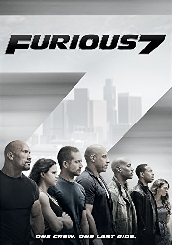Furious 7 (Search For Car Parts By Vin Number)