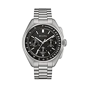 Bulova Men's Moon Watch Chronograph Special Edition