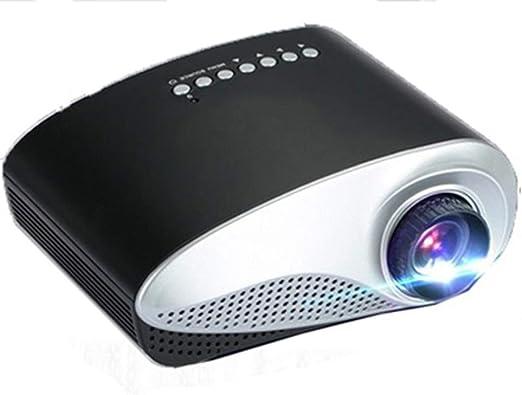 Q&N Mini proyector led, proyector portátil HD 7000 lúmenes Cine en ...