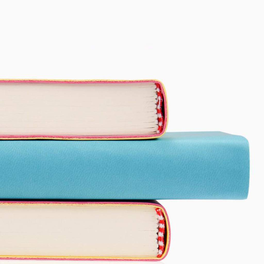 Tragbare Notebook, einfache und und und tragbare verdickte Arbeit Tagebuch Record, Größe 6,9 x 3,9 Zoll, A6, mehrere Farben,h B07G7K2GGB | Wonderful  | Am praktischsten  | Langfristiger Ruf  8ff169