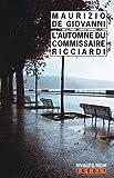 """Afficher """"Les Saisons du commissaire Ricciardi n° 4<br /> L'Automne du commissaire Ricciardi"""""""
