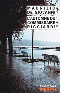 L'automne du commissaire Ricciardi par Giovanni