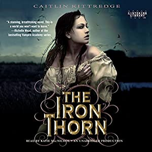 The Iron Thorn Hörbuch