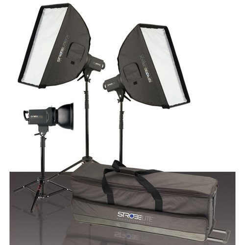Photo Basics 231 Strobelite Plus Three Light Kit by Photo Basics