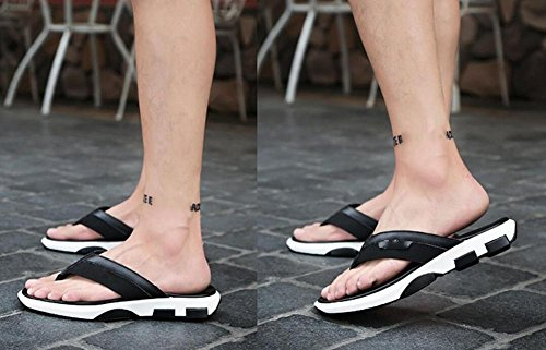 casual shoes flats men's toe sandals sandals 2017 non 39 cloth flip simple 2 summer splicing clip slip gSw4UqB