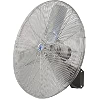 Marley 30HDHWB 120-volt Extra Heavy Duty Air Circulator, 30-Inch Wall Mount