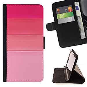 Jordan Colourful Shop - Pink Fuchsia Tones Love Fashion Design For Apple Iphone 5C - Leather Case Absorci???¡¯???€????€????????
