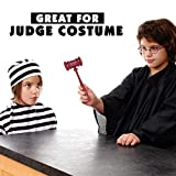 Skeleteen Judge Gavel Costume Accessory - Justice