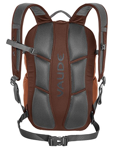 Brown Tecographic Ii Vaude Vaude Bag 23 Tobacco Tecographic q8YwEv6