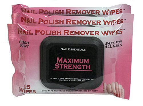 Nail Essentials Remover Maximum Strength product image